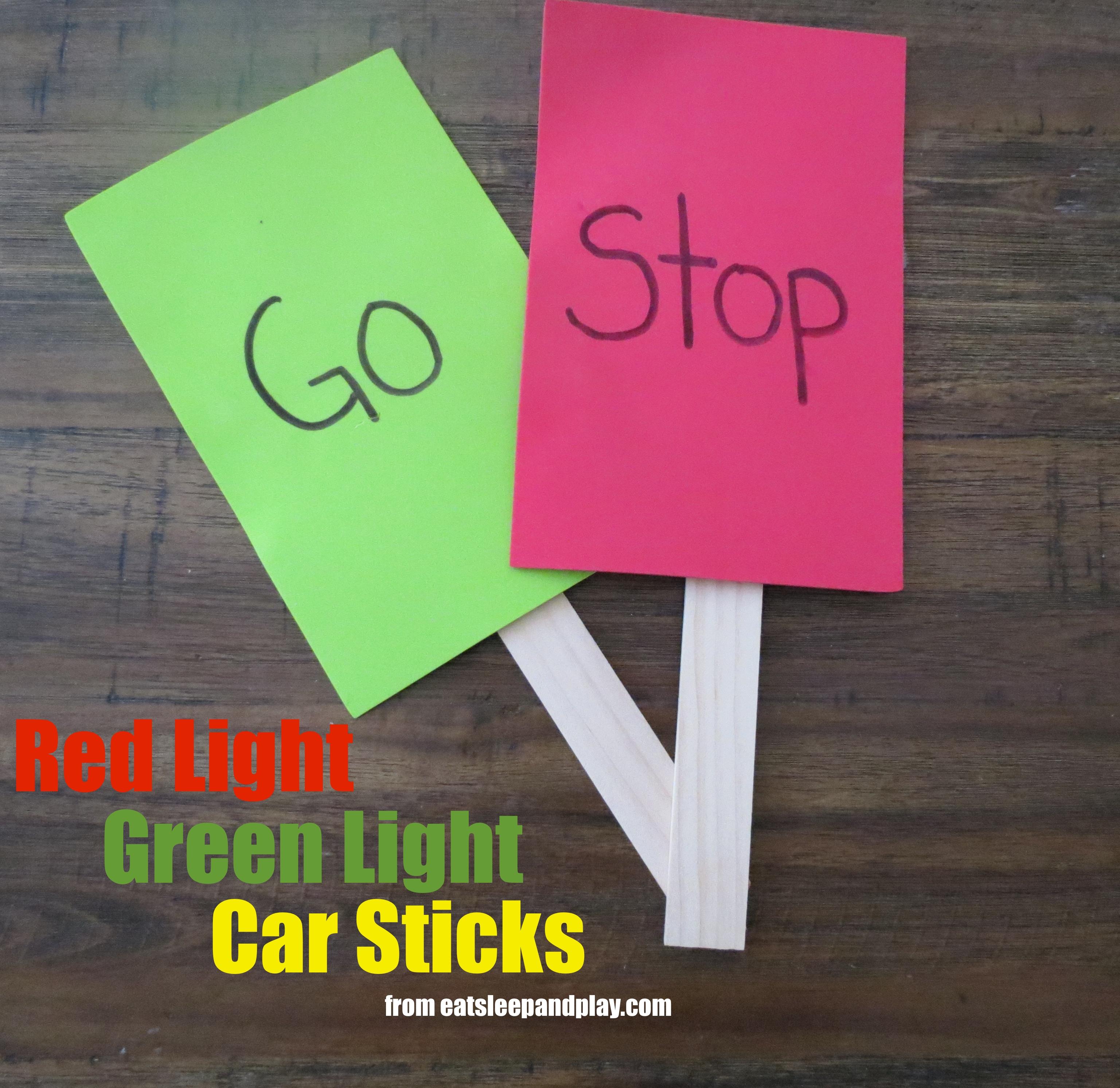 red light stick