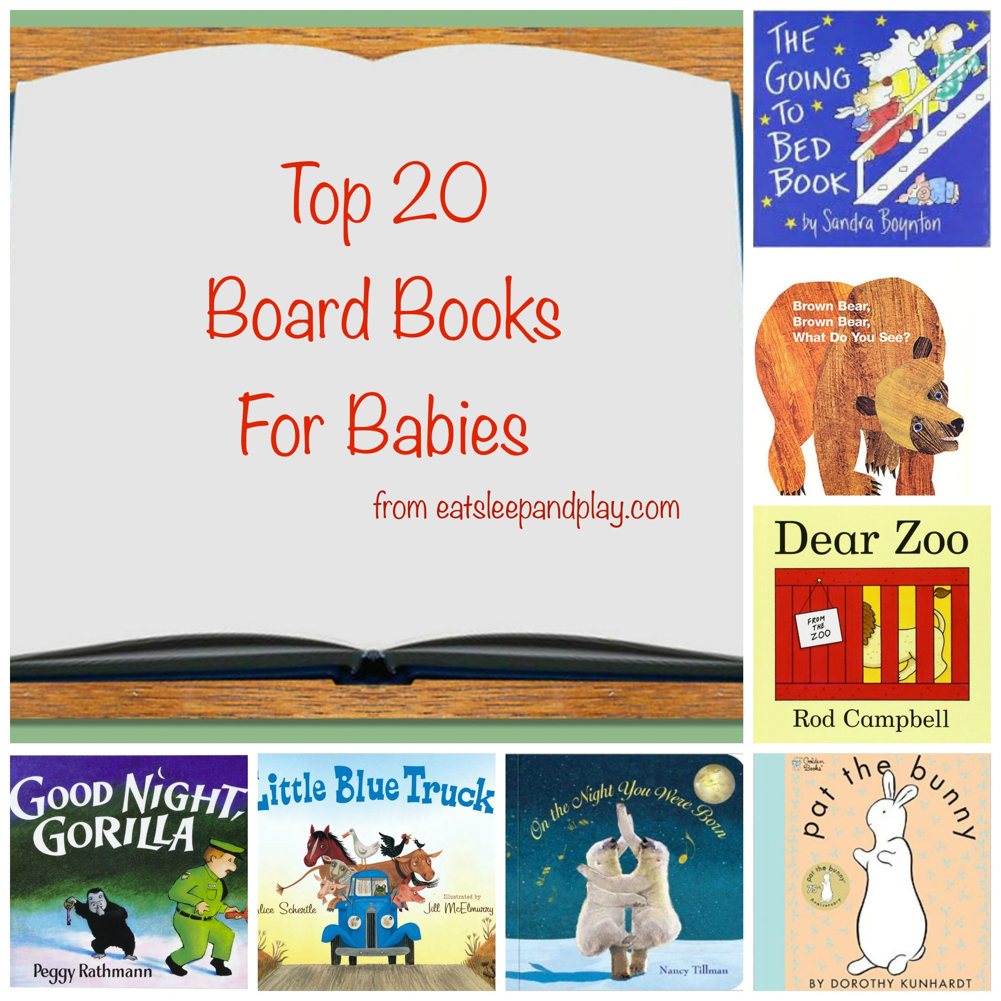 baby books