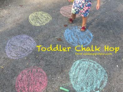 chalk hop title