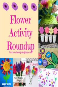 Flower activity spring time round up
