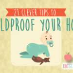 21 tips for childproofing