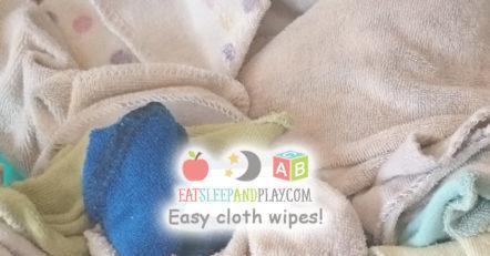 Easy cloth wipes header