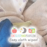 Easy cloth wipes header