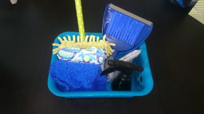 Toddler Cleaning Kit